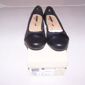 Clarks Kinzie Light Black